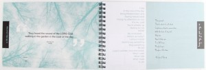 """""""In the Cool of the Day"""" a 28 day Journal by Richard Sharp"""
