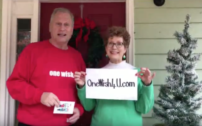 4 One Wish Ideas for Christmas