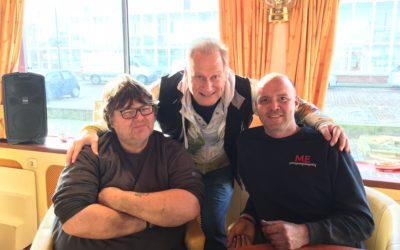 Meeting Jan & Martien Today