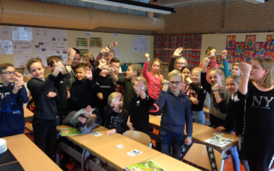 Teacher reaches students with One Wish – The Netherlands