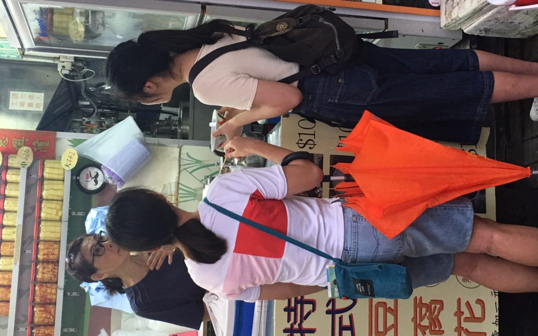 One Wish Outreach in Hong Kong