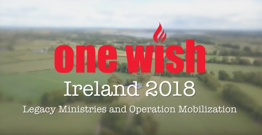 One Wish Ireland 2018